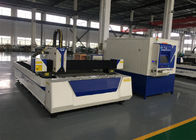 China 1500W Laser Power Metal Cutting Machine 80m / Min Max Positioning Speed factory