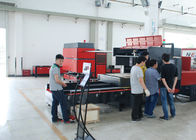 Plywood Die Board Laser Cutting Machine With 1250X2500 Mm CNC Table Size