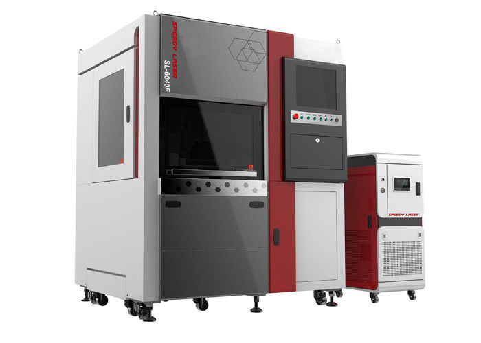 Stable Running CNC Laser Cutting Equipment With 20m / Min Cutting Speed