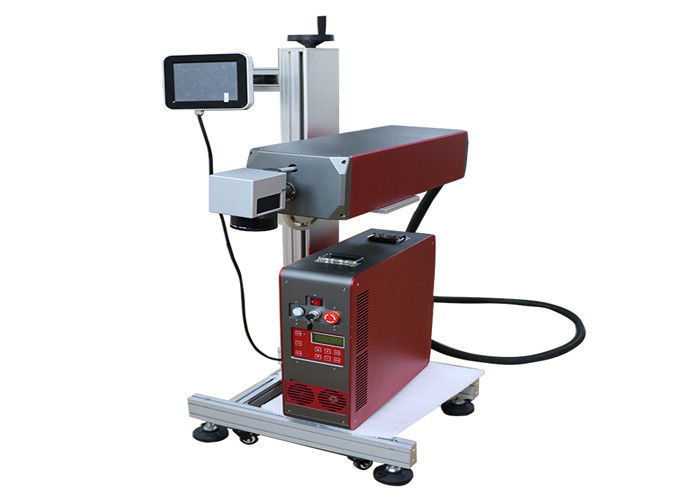 Precise Marking Line UV Laser Marking Machine High Stability For PVC Pipe Tube