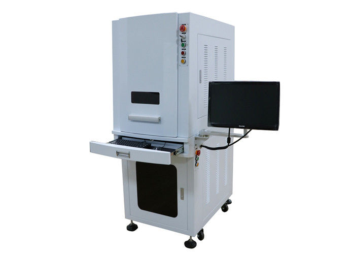 Feeltek 3D Industrial Laser Marking Machine / Fiber Laser Metal Engraving Machine
