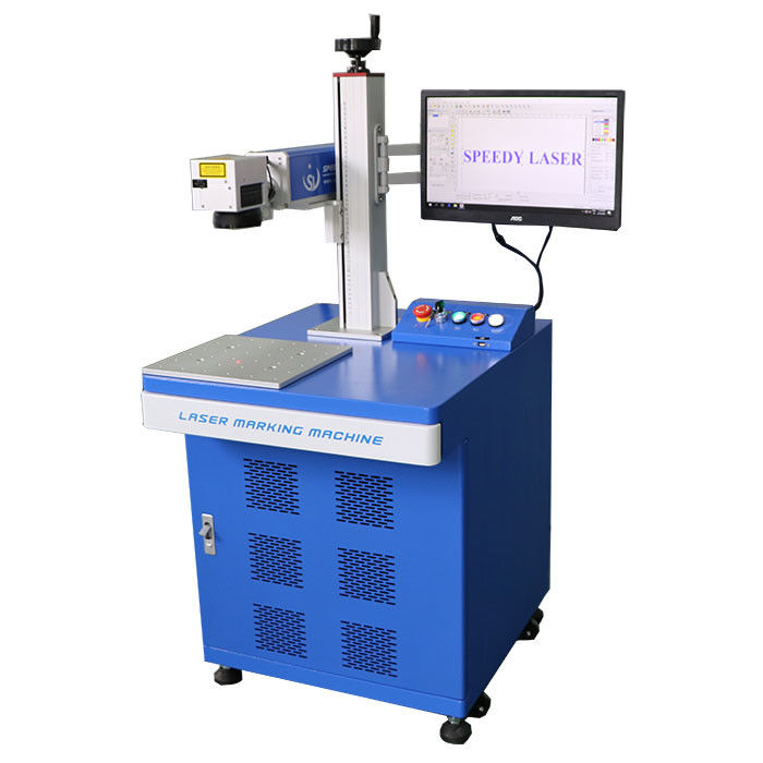 SL-FC 20W / 30W / 50W Industrial Laser Marking Machine With Raycus / Ipg Laser