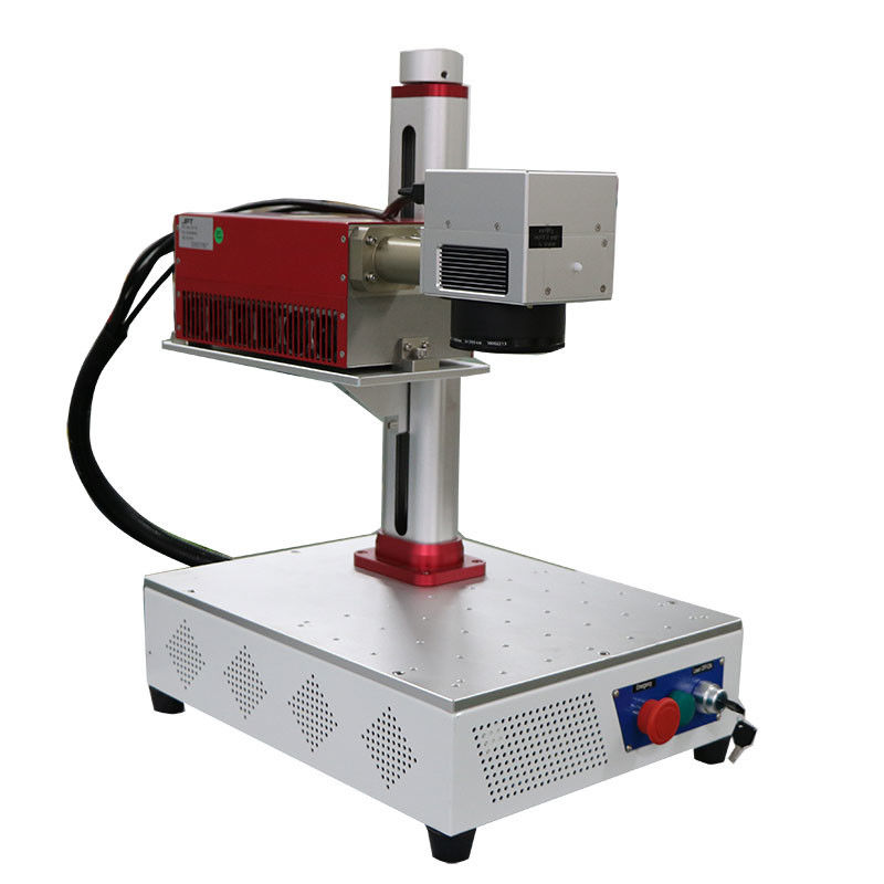3W UV Laser Marking Machine JPT Laser High Frequency Narrow Pulse Width Energy Saving