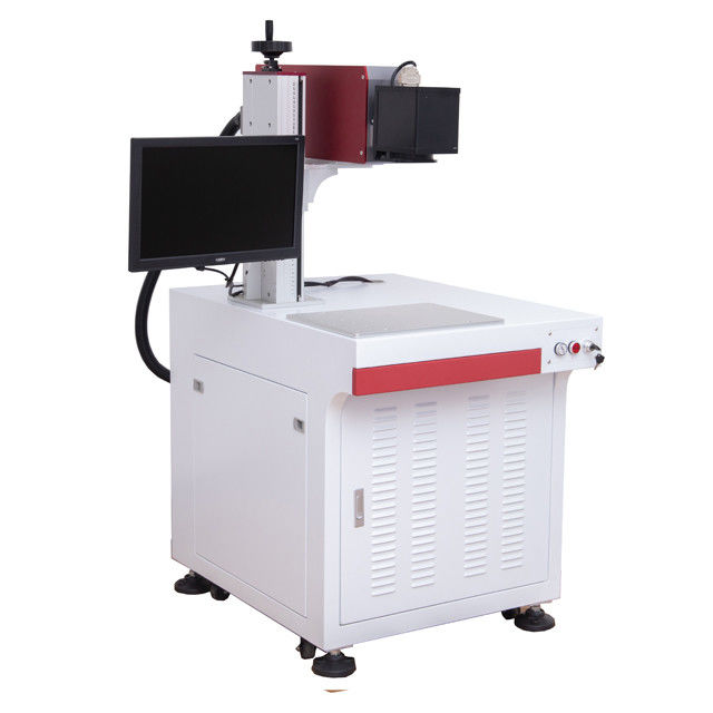 10W 20W Diode end Pump Laser Marking Machine Mobile Plastic Metal steel Parts marking