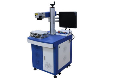 Fiber Laser Metal Laser Marking Machine With Raycus IPG Max Laser Source
