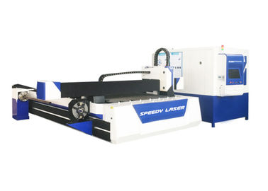 China Lightweight Fiber Laser Cutting Machine / Sheet Metal Laser Cutting Machine distributor