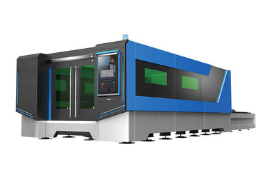 China Automobile Industrial Laser Cutting Machine , Fiber Metal Laser Cutting Machine distributor