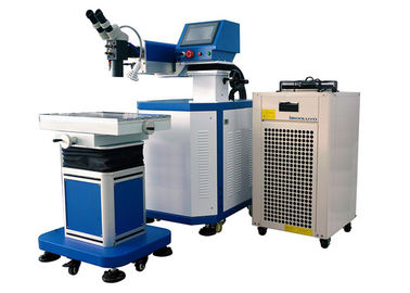 Servo Motors Laser Welding Machine / Laser Soldering Machine CCD Monitor Three Phase