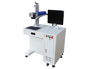 Max Industrial Laser Marking Machine / Laser Cutting Equipment With EZCAD Software