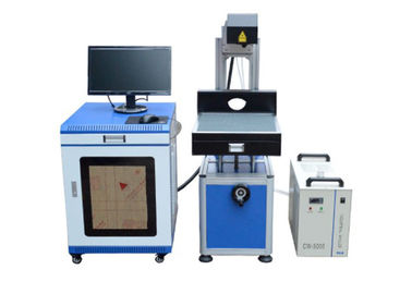 China 30W Power Desktop CO2 Laser Marking Machine For Wood Paper Rubber Ceramic Leather distributor