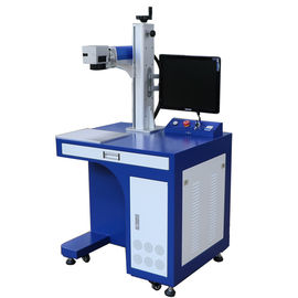 Jewelry cutting engraving Industrial Laser Marking Machine 30W 50W With Raycus IPG Fiber Laser